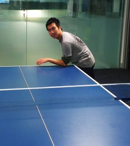 Ping pong @ Level 2