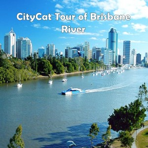 CityCat tour of Brisbane river @ Meet at Langports