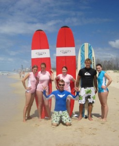 Surfari @ Southern Gold Coast | Rainbow Beach | Queensland | Australia