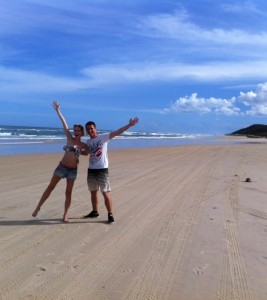 Fraser Island @ Fraser Island | Queensland | Australia