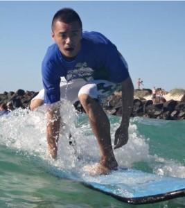 Surf Lesson & Surf World  @ Currumbin Beach | Queensland | Australia