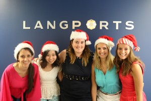 Merry Christmas from Langports!