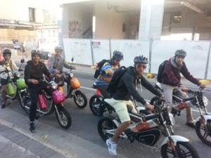 Arabic boys ready to explore the Gold Coast