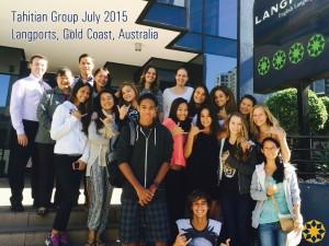 Langports Gold Coast Tahitian Group