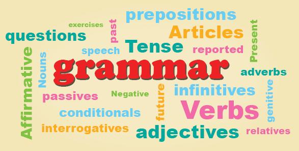 english grammar langports